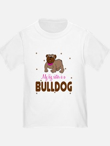 My Big Sister is a Bulldog T