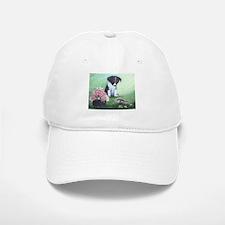 Border Collie Puppy Dog Baseball Baseball Cap