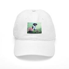 Border Collie Puppy Dog Baseball Cap