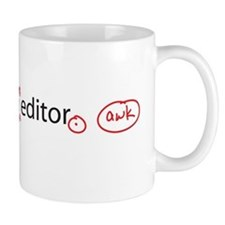 I Am An Editor Coffee Mug