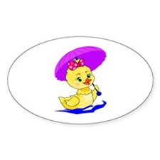 Baby Duck Decal