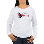 Rickrolled Women's Long Sleeve T-Shirt