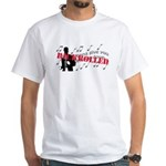 Rickrolled White T-Shirt