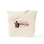 Rickrolled Tote Bag