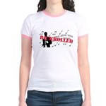 Rickrolled Jr. Ringer T-Shirt