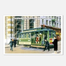 San Francisco CA Postcards (Package of 8)