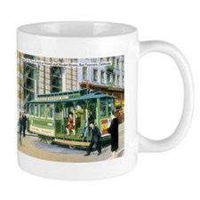 San Francisco CA Mug