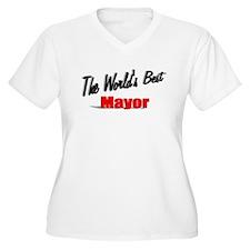"""The World's Best Mayor"" T-Shirt"