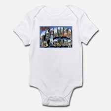Catalina Island CA Infant Bodysuit