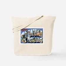 Catalina Island CA Tote Bag