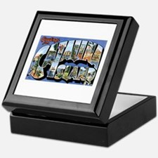 Catalina Island CA Keepsake Box