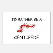 I'd Rather Be A Centipede Postcards (Package of 8)