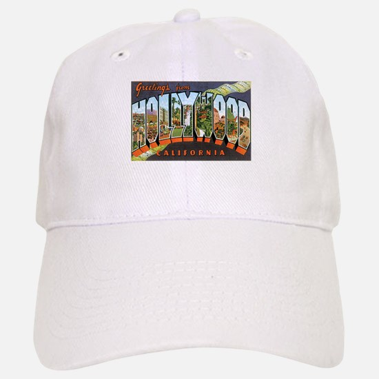 Hollywood California Cap