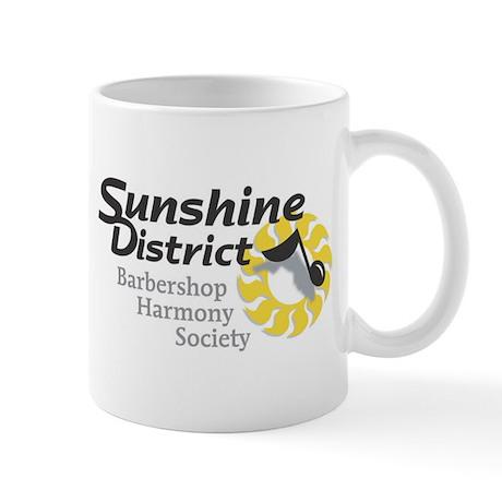 Sunshine District Mug