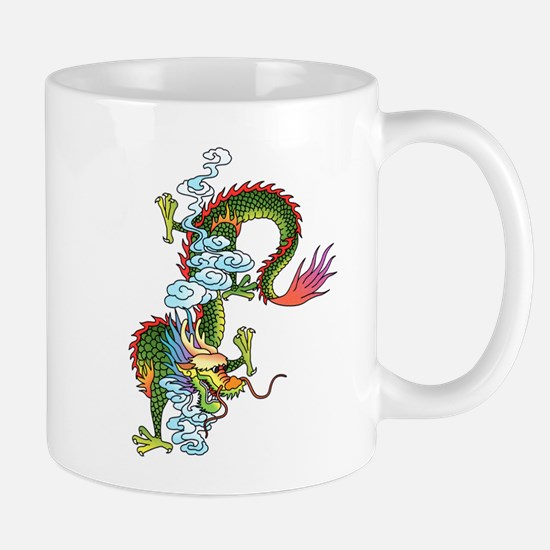 Dragon Tattoo Art Mug