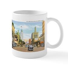 Hollywood California Mug