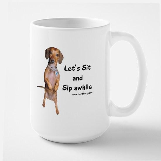 Dachshund Large Coffee Mug