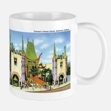 Hollywood California Mug