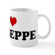 I Love GiUSEPPE Mug