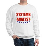 Retired Systems Analyst Sweatshirt