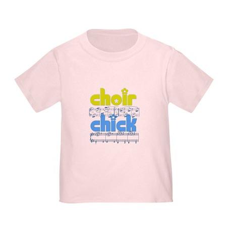 Choir Chick Toddler T-Shirt