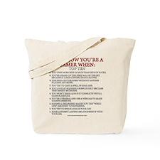 YKYAGW - Top Ten Tote Bag