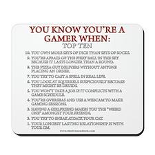 YKYAGW - Top Ten Mousepad