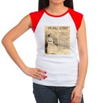 Pearl Hart Women's Cap Sleeve T-Shirt