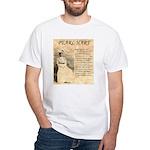 Pearl Hart White T-Shirt