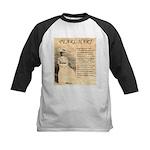 Pearl Hart Kids Baseball Jersey