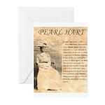 Pearl Hart Greeting Cards (Pk of 20)