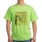 Pearl Hart Green T-Shirt