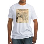 Pearl Hart Fitted T-Shirt