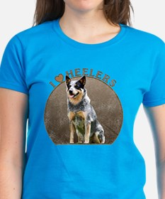 Woman's Australian Blue Heeler Shirt