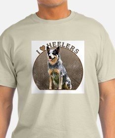 Light Australian Blue Heeler Shirt