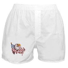 Eagle & Old Glory Boxer Shorts