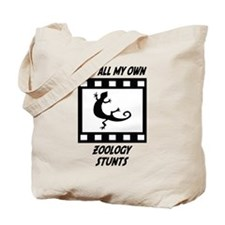 Zoology Stunts Tote Bag