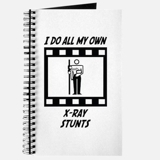 X-Ray Stunts Journal