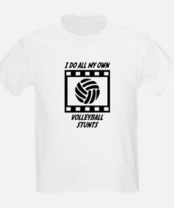 Volleyball Stunts T-Shirt