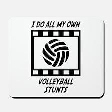 Volleyball Stunts Mousepad