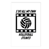 Volleyball Postcards
