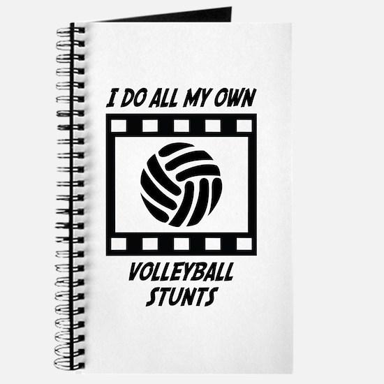 Volleyball Stunts Journal