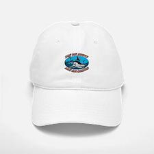 Save Our Sharks Baseball Baseball Cap