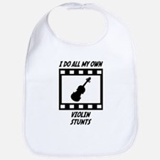 Violin Stunts Bib