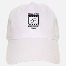 Video Editing Stunts Baseball Baseball Cap