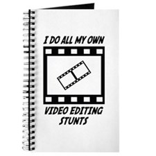 Video Editing Stunts Journal