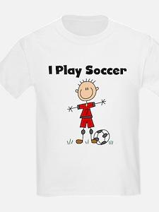 Boy I Play Soccer T-Shirt