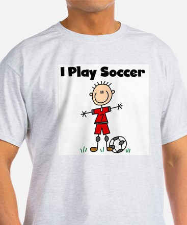 Boy I Play Soccer T-Shirt