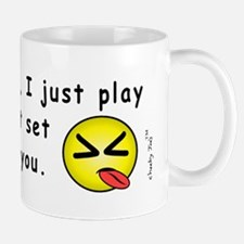 I don't cheat Mug