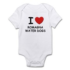 I love ROMAGNA WATER DOGS Infant Bodysuit